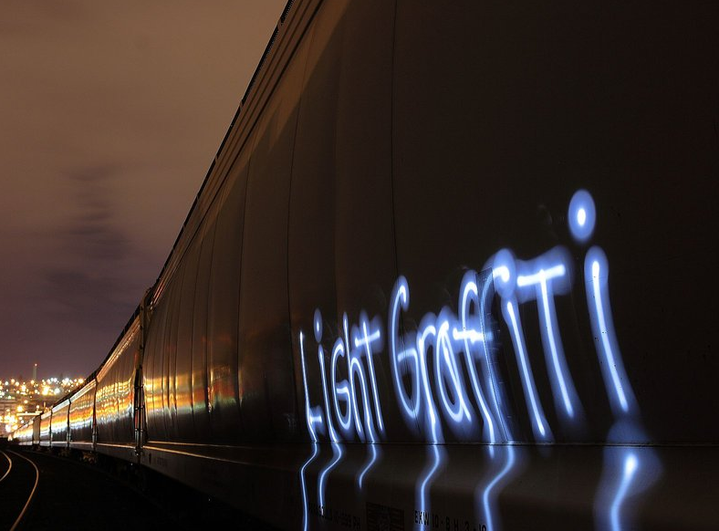 Light Graffiti: Facts, History, and Its Modern Development